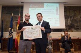 Una tesis doctoral de la UPNA, premiada por el Colegio y la Asociación de Ingenieros de Telecomunicación