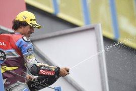 Morbidelli gana y aumenta su distancia al frente de Moto2
