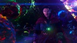VÍDEO: Doctor Strange lucha contra enemigos invisibles en Vengadores: Infinity War