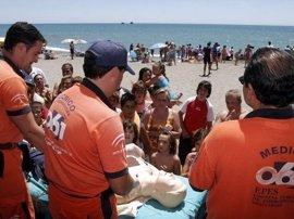 27 personas han muerto ahogadas en la Comunitat entre enero y junio, el 12,9%