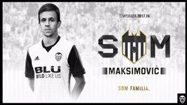 El serbio Nemanja Maksimovic, primer fichaje del Valencia