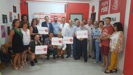 """Puig expresa su """"inmenso agradecimiento"""" por los apoyos para """"dar un nuevo impulso"""" al PSPV"""