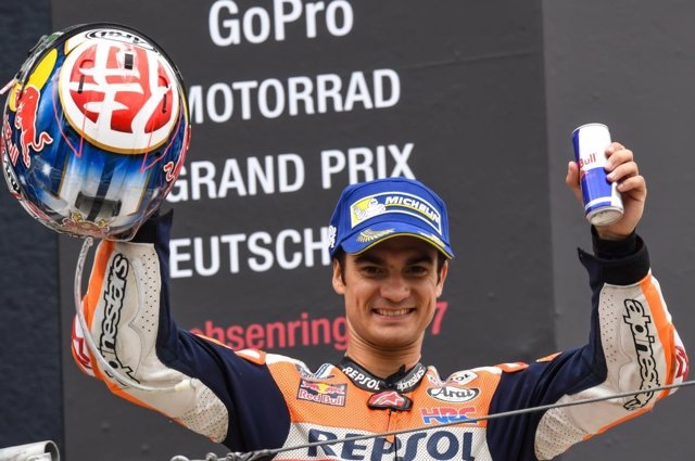 Dani Pedrosa MotoGP Alemania