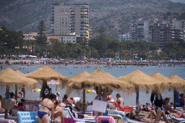 La Diputación Prevé Una Ocupación Turística Por Encima Del 91% Ya En El Mes De J