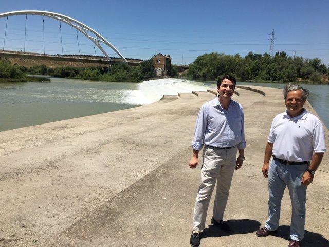 PP propone recuperar la central de energía hidráulica en el Salto de Casilla