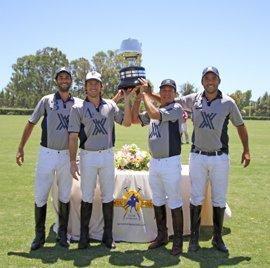 Ayala Polo Team gana la 'XIII Copa de Jerez de Polo' en el arranque del verano en el Santa María Polo Club
