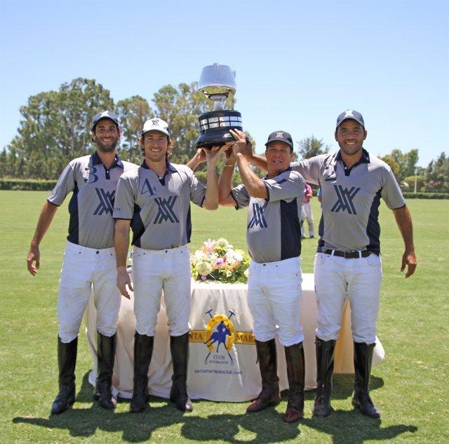 Ayala Polo Team, campeón de la XIII Copa de Jerez de Polo