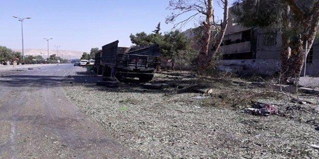 Atentado suicida en Damasco