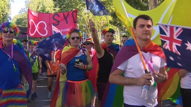 Madrid celebra el WorldPride