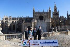El ministro del Interior francés se ausenta de la reunión en Sevilla con el G4