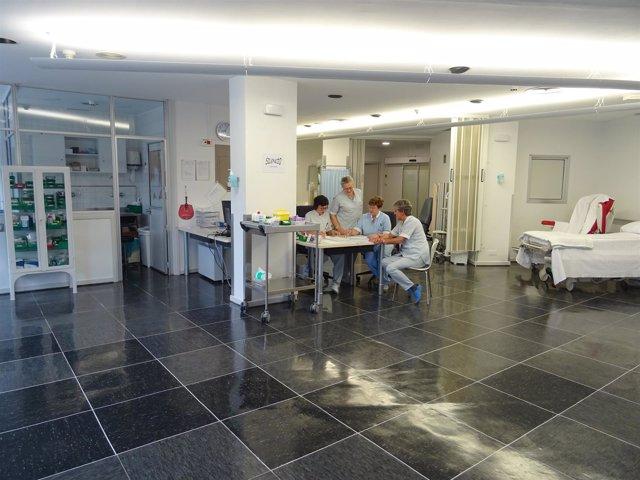 Nuevas instalaciones de Cirugía Mayor Ambulatoria en el CHN-B
