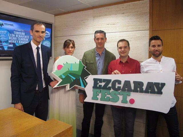 Presentación Bus Ezcaray Fest