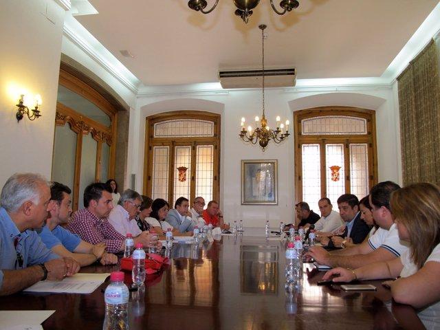Junta asesora del Consejo de Alcaldes y Alcaldesas