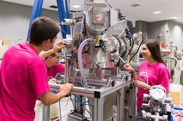 Campus científico Obra Social 'la Caixa'