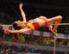 Beitia regresa a la competición este jueves en Lausana