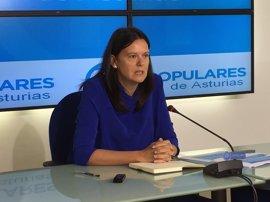 """López Ares ve en la propuesta de Fernández a Podemos e IU """"otro capítulo de una izquierda que no sabe donde está"""""""