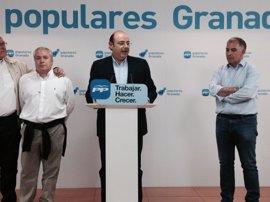 Pérez (PP) ve posible retomar la moción con Cs en la capital si se archiva la investigación a los ediles 'populares'