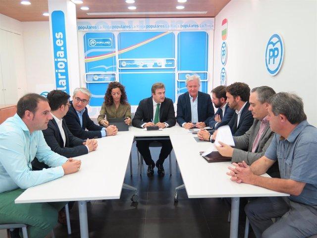 PP reunión autonómos