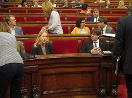 """Puigdemont rechazaría la suspensión de su cargo por el referéndum: """"No podría aceptarla"""""""