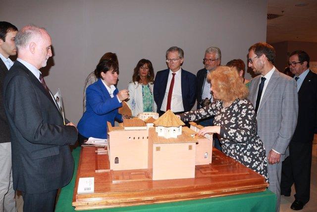 Ndp Arte Para Ver Y Tocar En Bilbao, Con La Exposición Itinerante De Los 25 Años