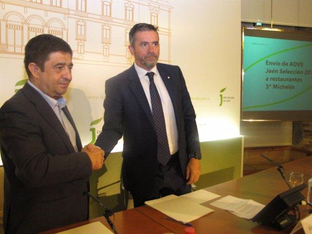 Acuerdo entre Diputación y Seur