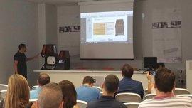 La Escuela de Joyería muestra al sector las ventajas de la impresión en 3D para modelos y moldes