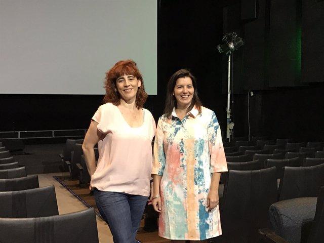 Roser Aguilar y Laia Marull presentan 'Brava' en Barcelona