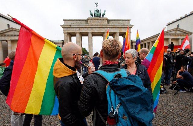 Legalización del matrimonio homosexual en Alemania
