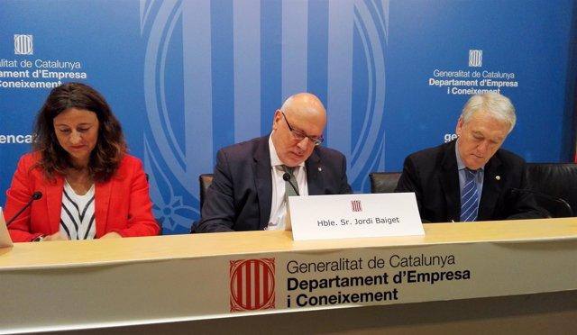 J.Baiget, M.Conesa y J.Poblet