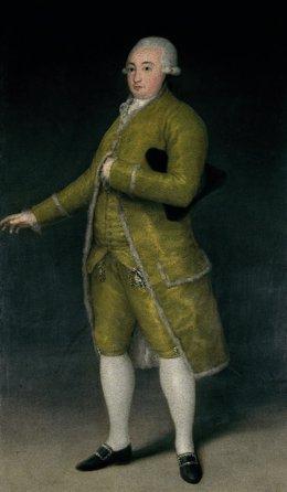 Retrato De Cabarrus De Goya
