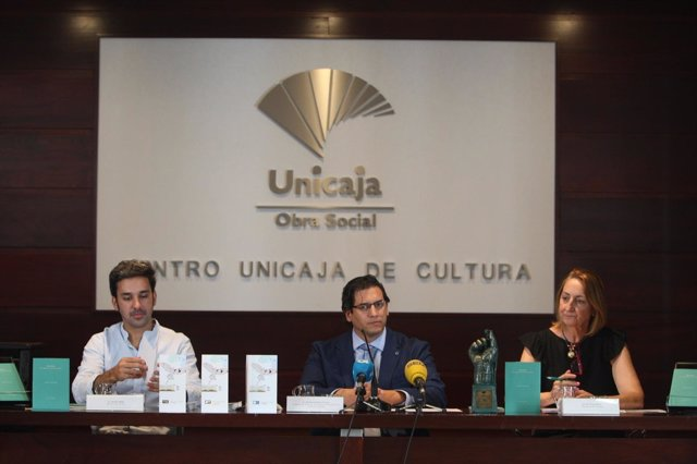 Fundación Unicaja entrega su premio de poesía