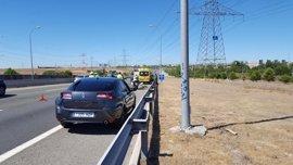 La AEGC lamenta la muerte de su compañero y critica que estuviera en un vehículo camuflado