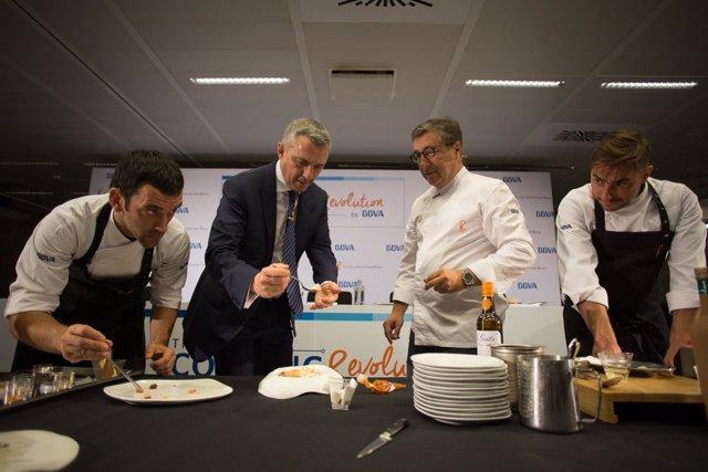 BBVA y El Celler de Can Roca llegan con un proyecto ligado a la gastronomía