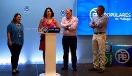 """El PP critica que la Junta """"adeuda 15 millones en ayudas a 2.000 familias numerosas"""" de Málaga"""