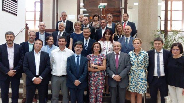 DGA, Ayuntamiento de Huesca y CSIC difundirán la obra de Ramón y Cajal