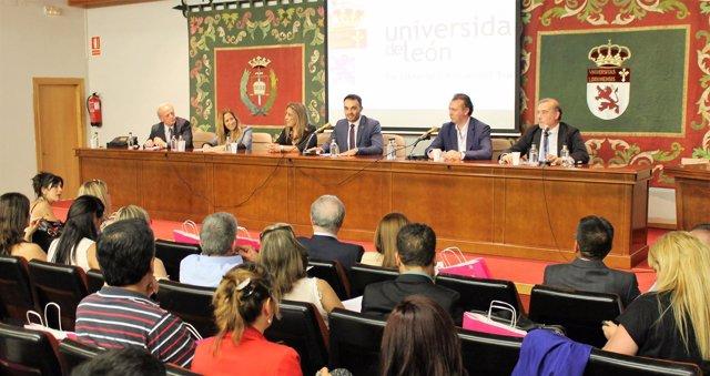 Congreso Internacional de Jurisdicción en la ULE