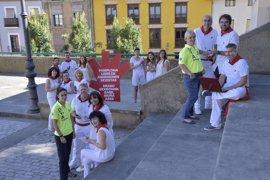 Periodistas se suman a la campaña contra las agresiones sexistas en Sanfermines