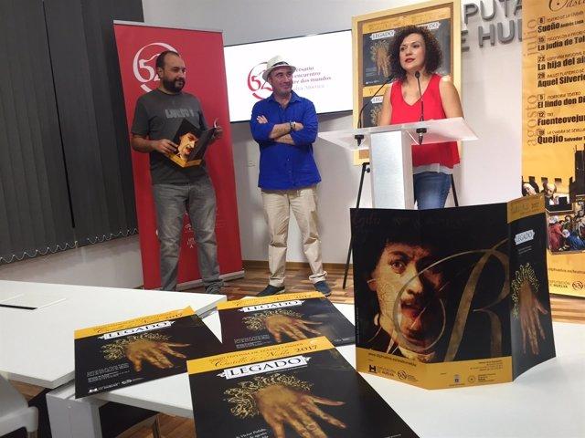 Nt Y Fotos Expo 'Legado' Víctor Pulido Niebla