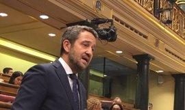 """El PP ve en el rechazo del PSOE al techo de gasto la vuelta del """"No es no"""""""
