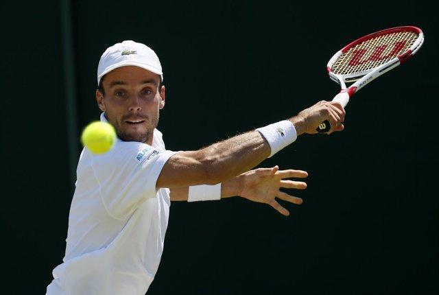 Roberto Bautista se mete en octavos de Wimbledon