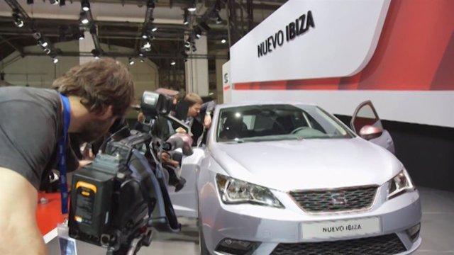 Las ventas de coches suben un 7,1% en el primer semestre