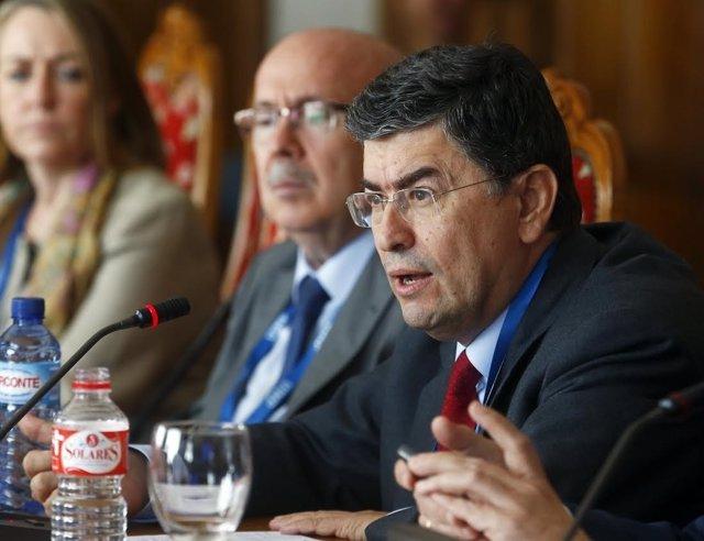 Fiscal jefe del Tribunal de Cuentas, Miguel Ángel Torres Morato