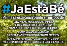 Aguiló aspira a liderar el PP de Palma con el eslogan 'JaEstàBé' para retornar el ánimo a los afiliados