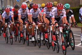 """Contador, sobre la distancia con Froome: """"No hay que pensar en el tiempo"""""""