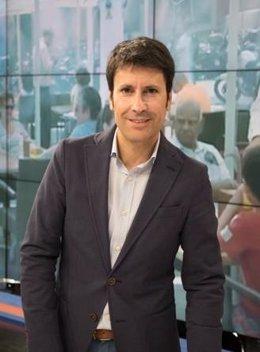 José Luis Pérez, director de Informativos de 13TV
