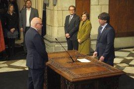 Puigdemont comunicó el cese a Baiget y el conseller le aseguró que no traiciona al Govern