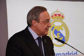 """Florentino Pérez: """"En el Real Madrid no hay espacio para la autocomplacencia"""""""