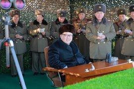 Corea del Norte asegura que el proyectil lanzado es un misil balístico intercontinental