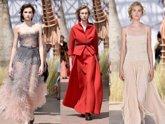 Foto: Dior presenta su nueva colección en la semana de la Alta Costura de París