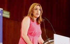 Susana Díaz llama a la responsabilidad y compromiso ciudadano para prevenir incendios en un verano de altas temperaturas